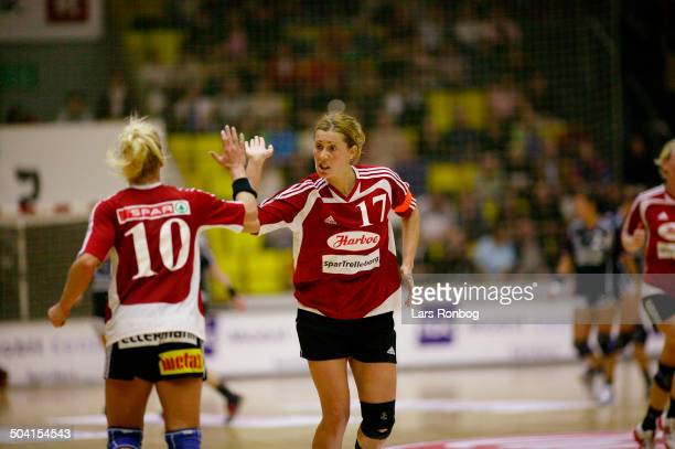 Bojana Petrovic Rikke Hoerlykke Slagelse FH