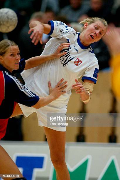 Bojana Petrovic Serbia/Montenegro Gro Hammerseng Norway