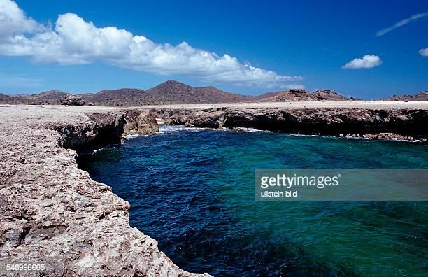 Boka Chikitu Coast Netherlands Antilles Bonaire Caribbean Sea Washington Slagbaai National Park Boka Chikitu