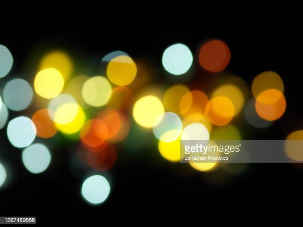 bokeh background - black colour stock pictures, royalty-free photos & images