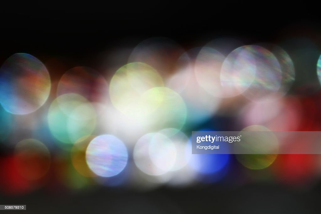 Bokeh light : Stock Photo