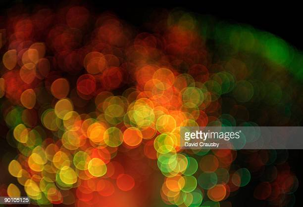 bokeh lights - crausby stock pictures, royalty-free photos & images