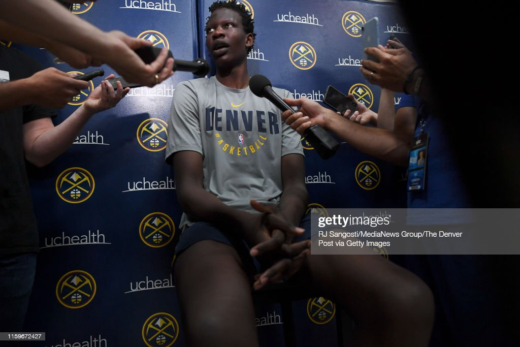 Nuggets summer league : News Photo
