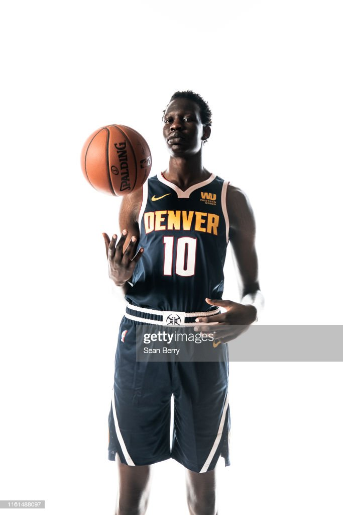 2019 NBA Rookie Photo Shoot : News Photo