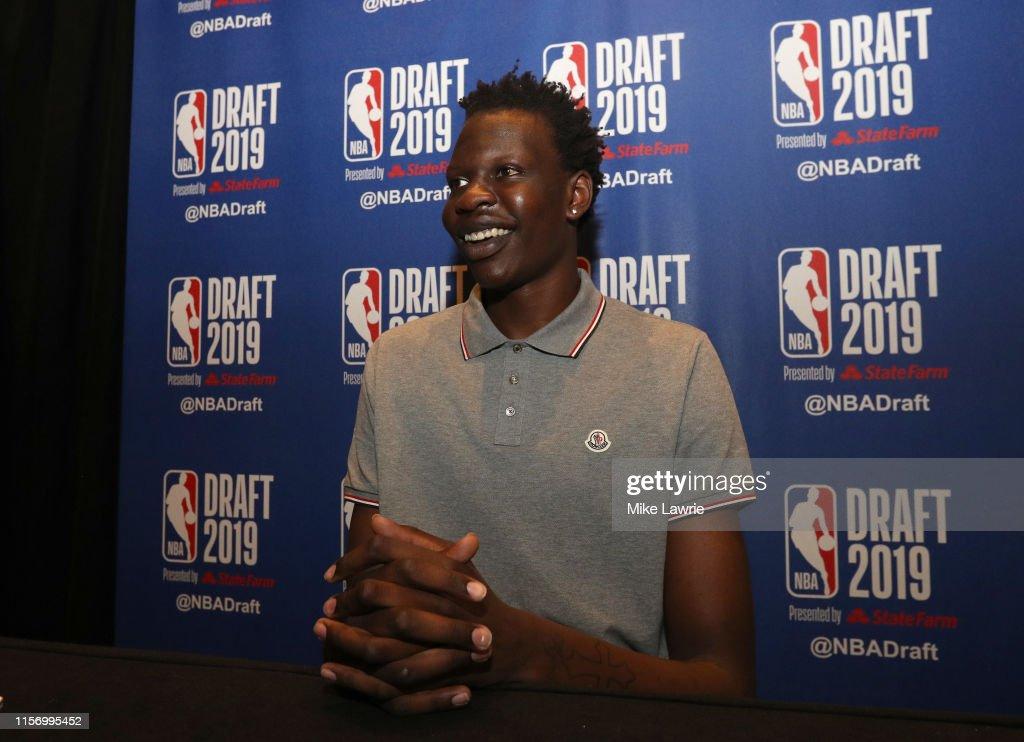 2019 NBA Draft - Media Availability : News Photo