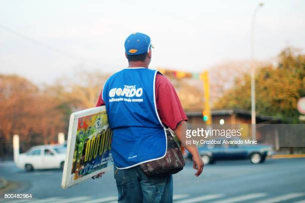 Bold Colours - Lottery Vendor