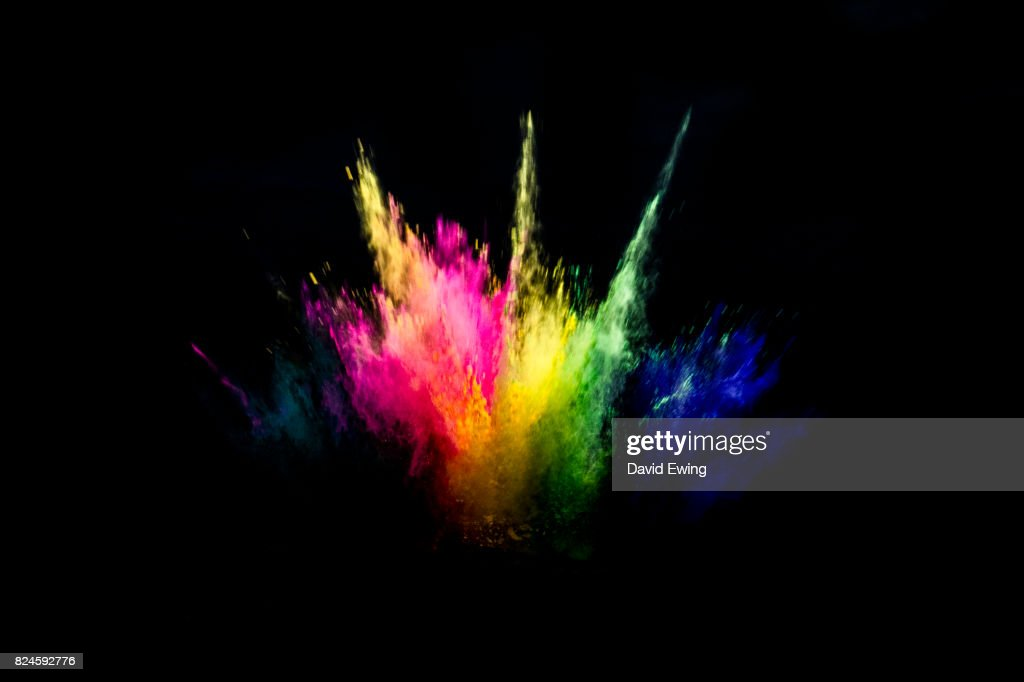 Bold Colours : Stock Photo