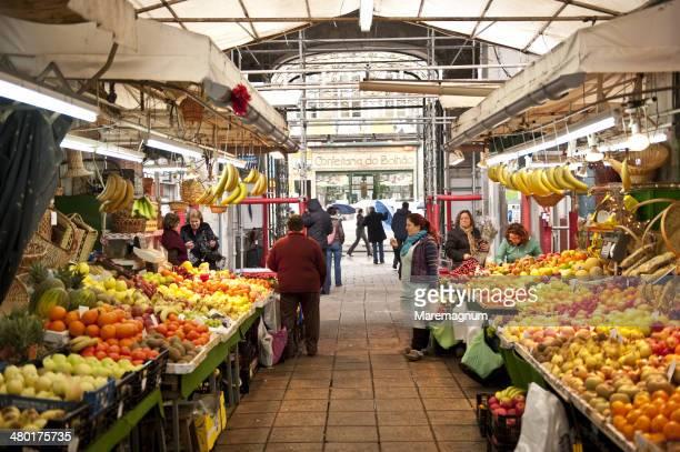 bolhao market - ファーマーズマーケット ストックフォトと画像