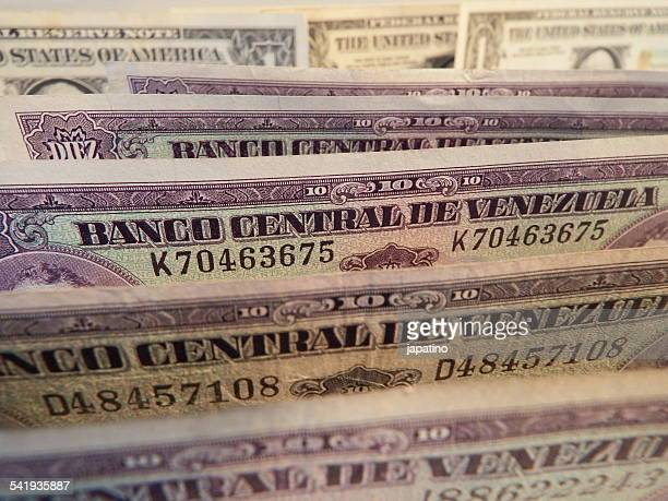Bolivars and dollars