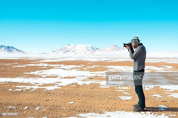 Bolivia, Eduardo Avaroa Andean Fauna National Reserve, Altiplano,