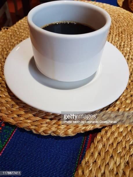 bolivian coffee - leonardo costa farias stock photos and pictures
