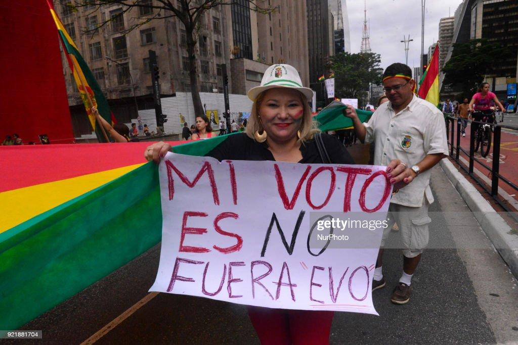 Brazil Political Protest : News Photo
