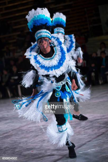 Bolivian folk dance International festival of folk dances El Buen Pastor School municipality of Los Olivos Lima Peru