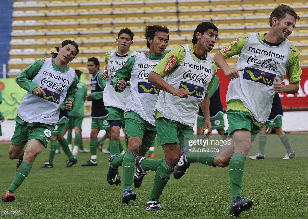 Carlos Ossa Escobar Detail: Bolivian National Footballers Pablo Escobar, Juan Carlos