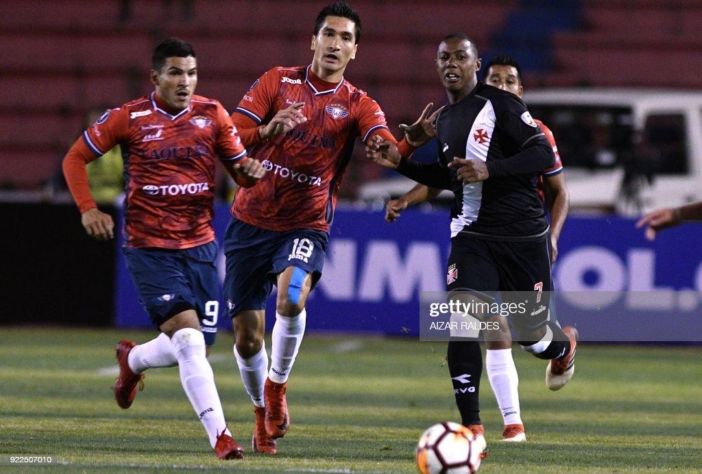 Wilstermann v Vasco da Gama - Copa CONMEBL Libertadores 2018