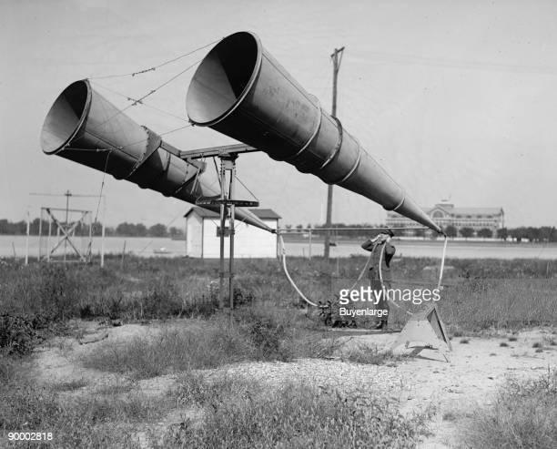Bolling Air Field Horn Amplifiers