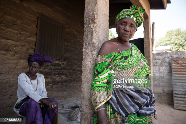 Bolly Ba Jammeh and Malong Njie, who say they were forced to confess to being witches during the 2009 witch hunts in Sintet, western Gambia. Former...