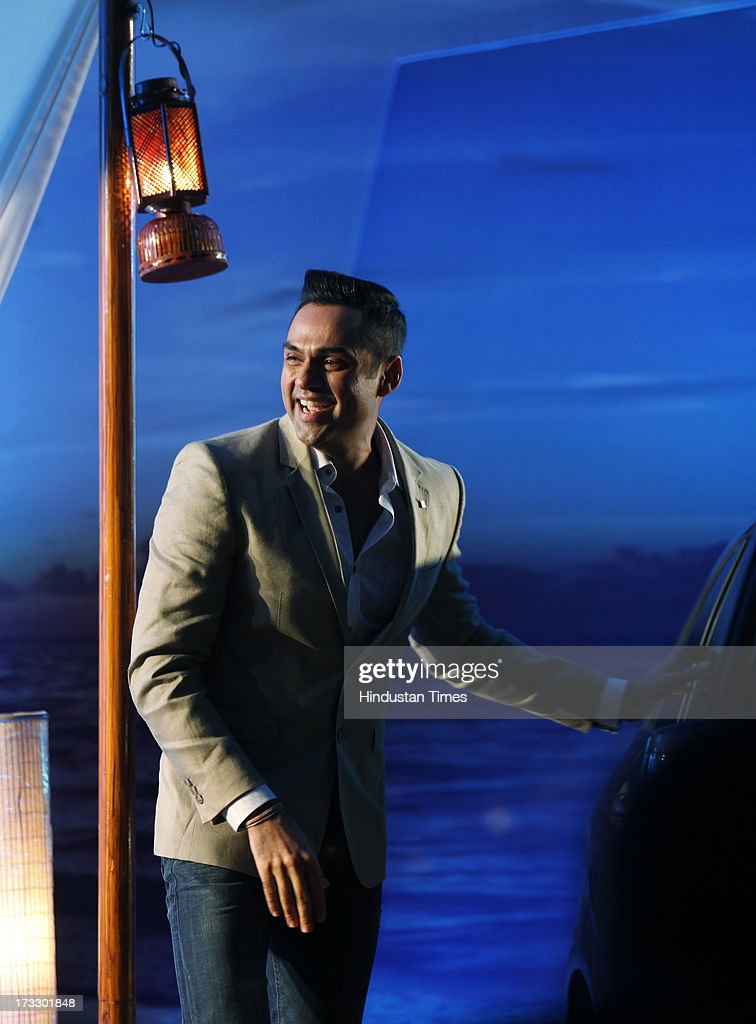 Bollywood actor Abhay Deol during the launch of Mercedes-Benz New B-Class 180 CDI luxury Tourer on July 11, 2013 in Mumbai, India. The price of the new B 180 CDI Style (Diesel) is fixed at Rs 22.60 lakh, ex-showroom Mumbai.