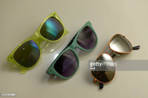 Bollywood actor Akshara Haasan's accessories during her profile shoot on January 17 2015 in Mumbai India