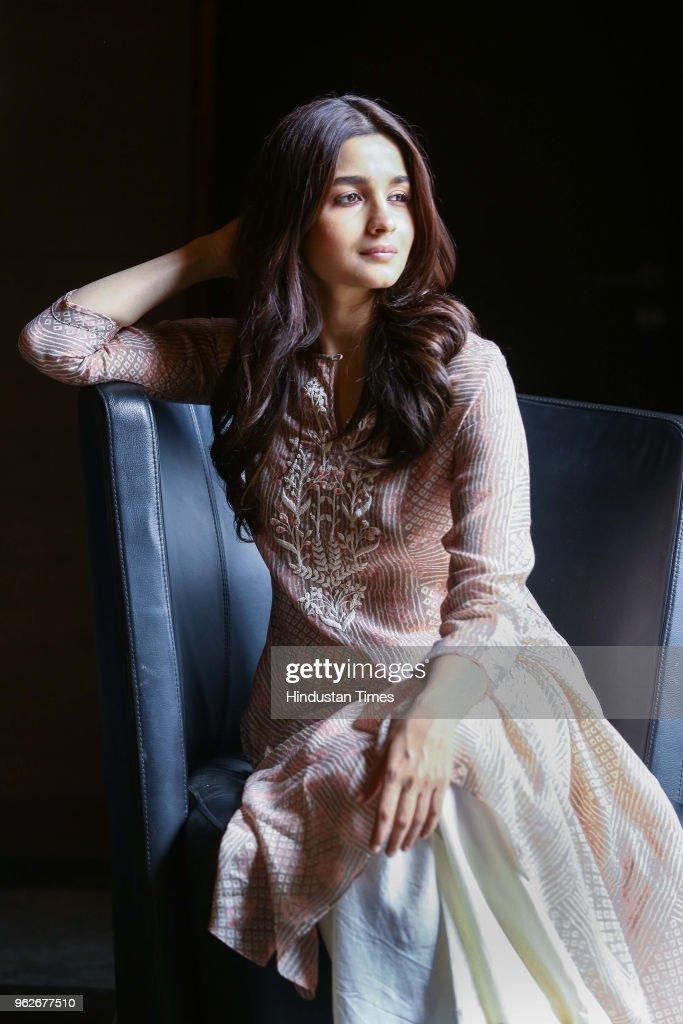 Profile Shoot Of Starcast Of Movie Raazi