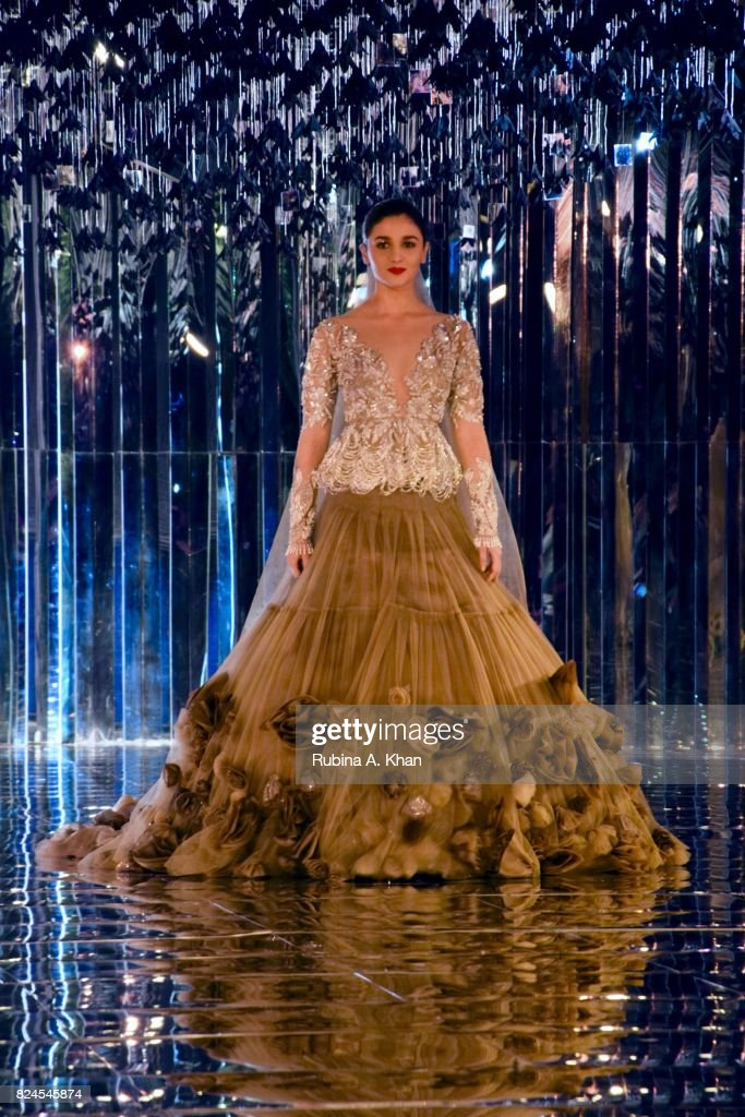 FDCI's India Couture Week 2017 : News Photo