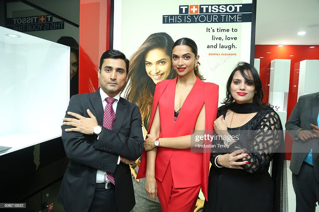 Bollywood actor and brand ambassador of the iconic Swiss ...