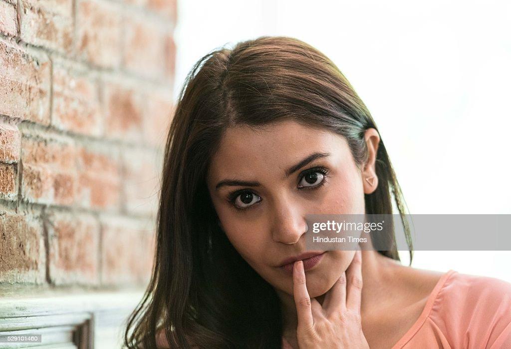 HT Exclusive: Profile Shoot Of Bollywood Actor Anushka Sharma And Her Brother Karnesh Sharma