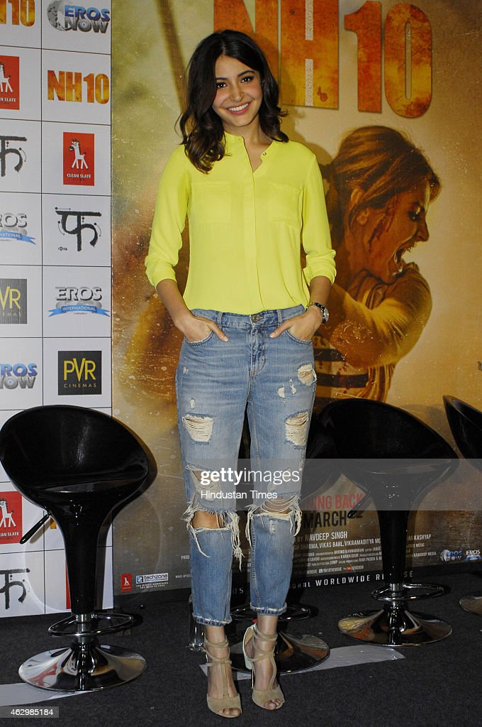 Trailer Launch Of Upcoming Film NH10