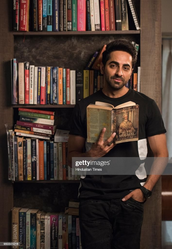 HT Exclusive: Profile Shoot Of Bollywood Actor Ayushmann Khurrana