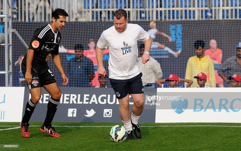 Barclays Premier League 'Live' - Mumbai