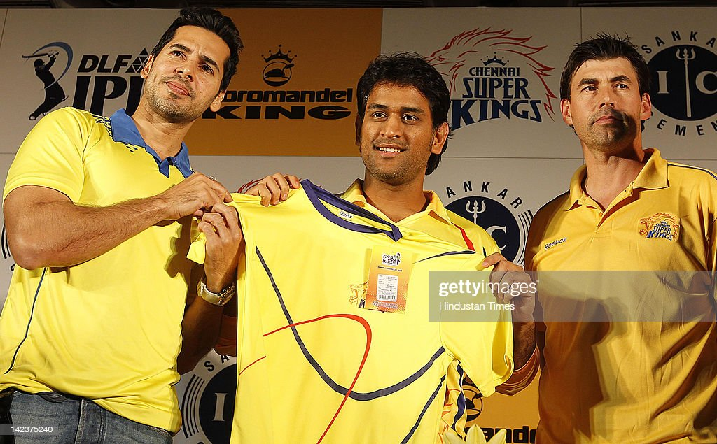 Chennai Super Kings Launch New Team Merchandise