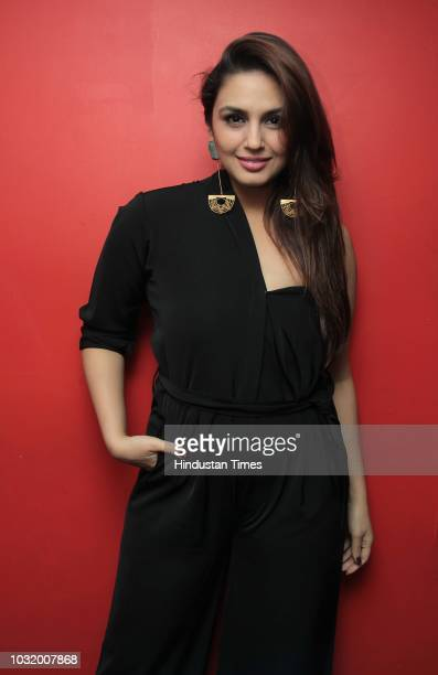 Bollywood actor Huma Qureshi poses during an exclusive interview with HT CityHindustan Times for the promotions of upcoming movie 'Dobaara See Your...