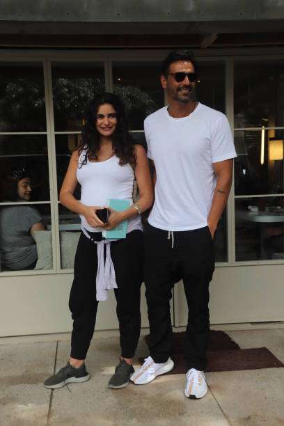 IND: Mumbai Bollywood Celebrity Sightings