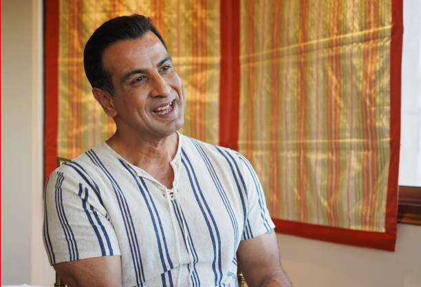 IND: HT Exclusive: Profile Shoot Of Bollywood Actor Ronit Roy