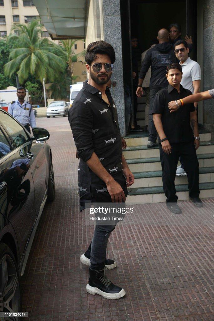 Mumbai Bollywood Celebrity Sighting : News Photo