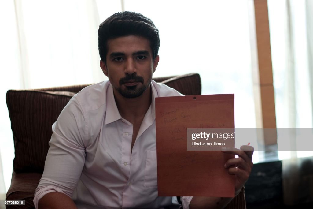 HT Exclusive: Profile Shoot Of Bollywood Actor Saqib Saleem