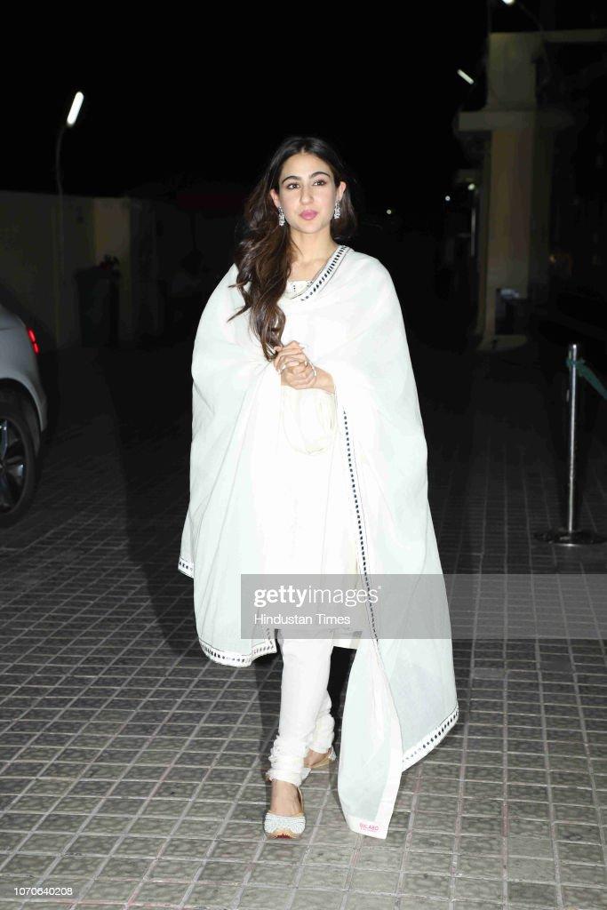 Mumbai Bollywood Celebrity Spotting : News Photo