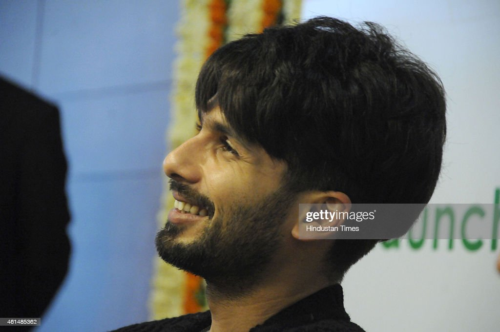 Bollywood Actor Shahid Kapoor inaugurates Fortis Radiance