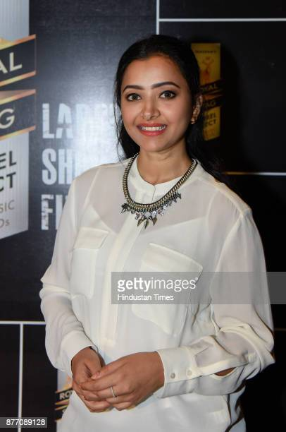 Bollywood actor Shweta Basu Prasad in conversation with HT on November 18 2017 in Pune India