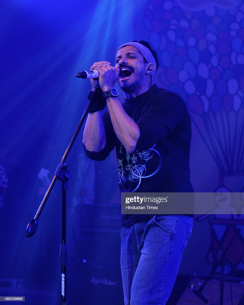 Farhan Akhtar At Sounds Of Freedom 2015 Live Concert