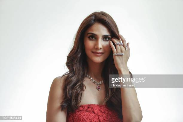 Profile Shoot Of Bollywood Actor Vaani Kapoor Photos Et Images De