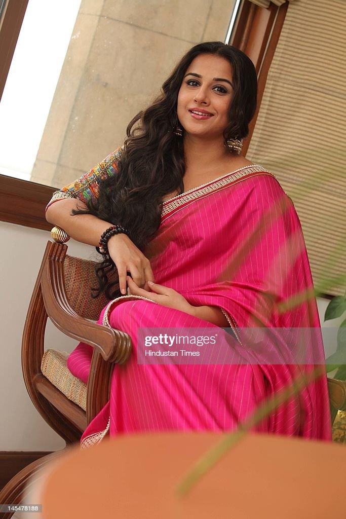 Vidya Balan At Aliva Promotional Event