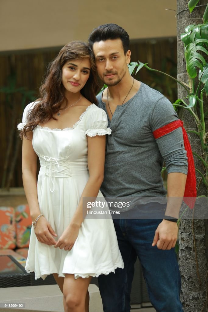 Profile Shoot Of Bollywood Actors Tiger Shroff And Disha Patani
