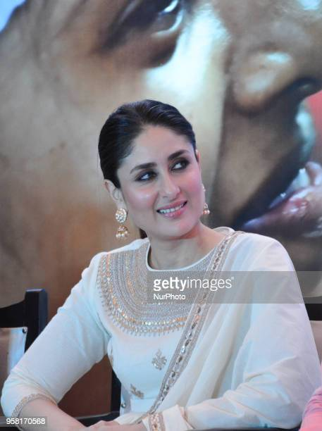 Bollywood actress and UNICEF Goodwill Advocate Kareena Kapoor Khan, participates in a panel discussion promoting a campaign to support safe...