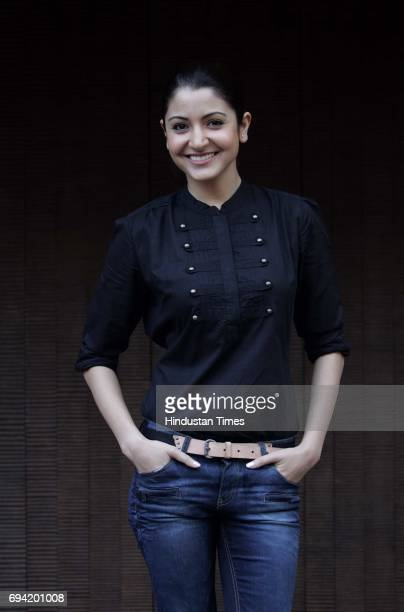 Bollywood actress Anushka Sharma