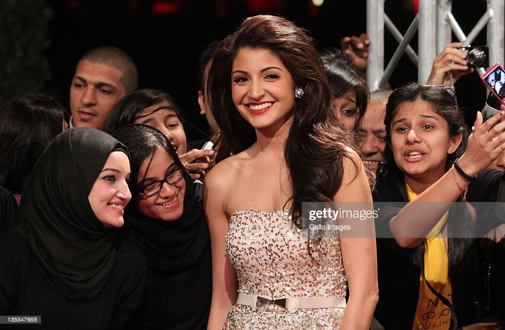 2011 Dubai International Film Festival - Day Two : News Photo