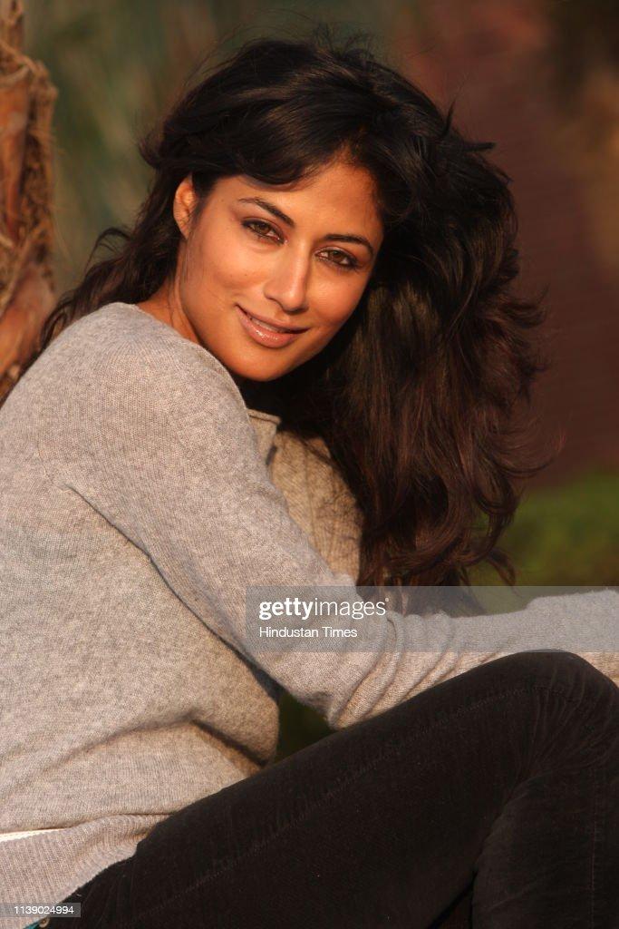 HT Archives: Profile Shoot Of Bollywood Actress Chitrangada Singh : News Photo