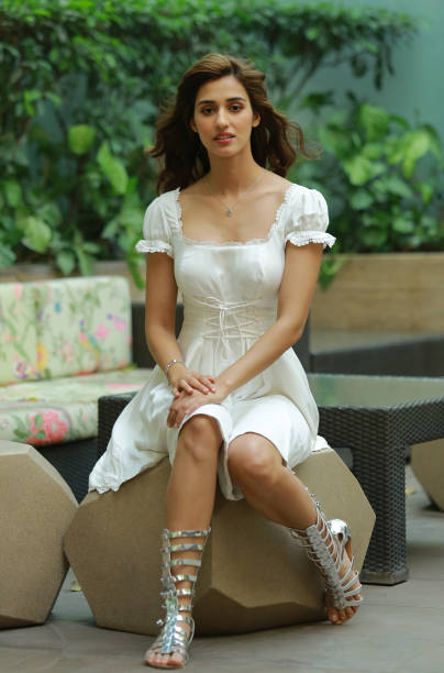 bollywood-actress-disha-patani-during-promotion-of-her-upcoming-movie-picture-id942025220