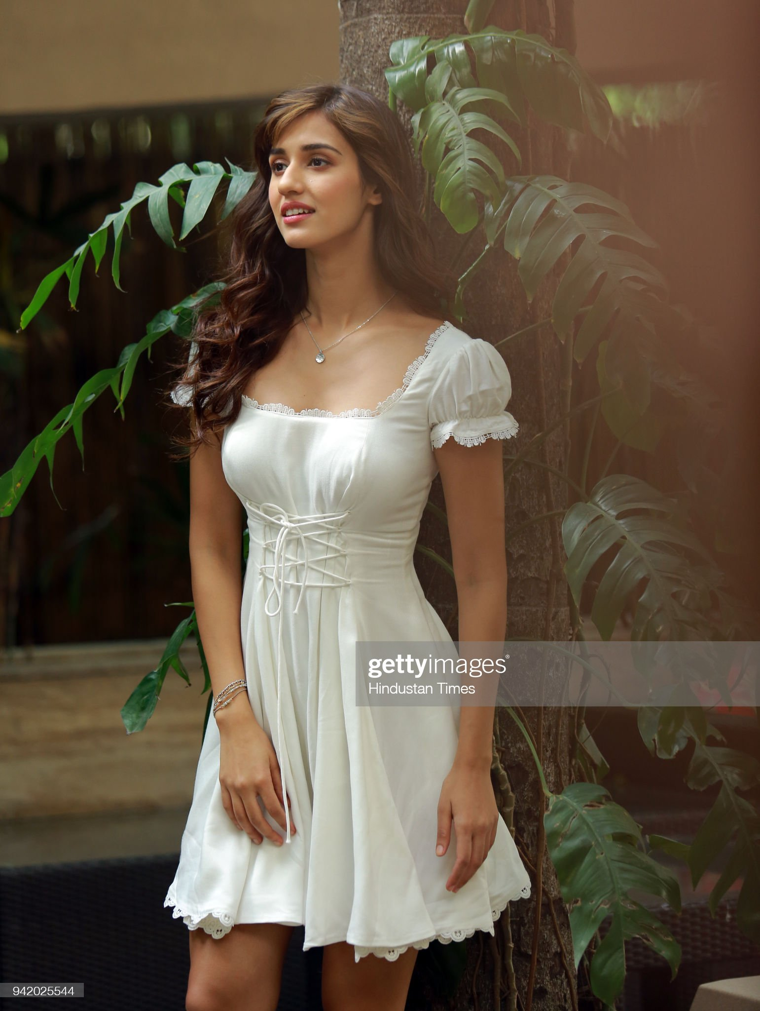 bollywood-actress-disha-patani-during-promotion-of-her-upcoming-movie-picture-id942025544
