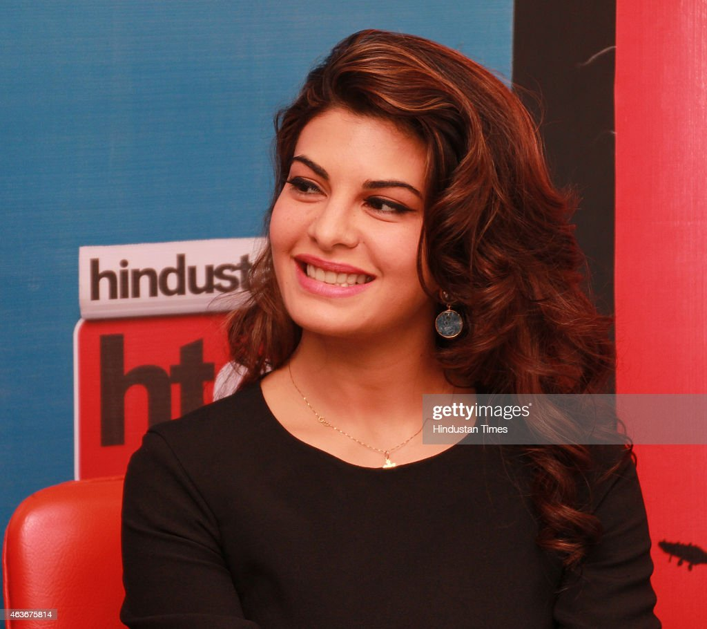 Starcast Of Bollywood Movie Roy At HT House For Promotions : News Photo